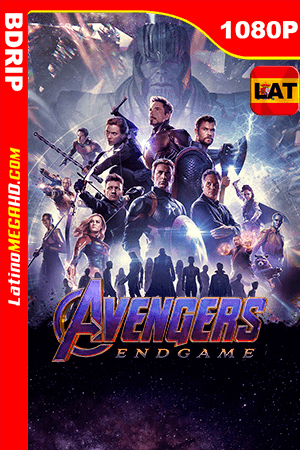 Avengers: Endgame (2019) Latino HD BDRIP 1080P - 2019