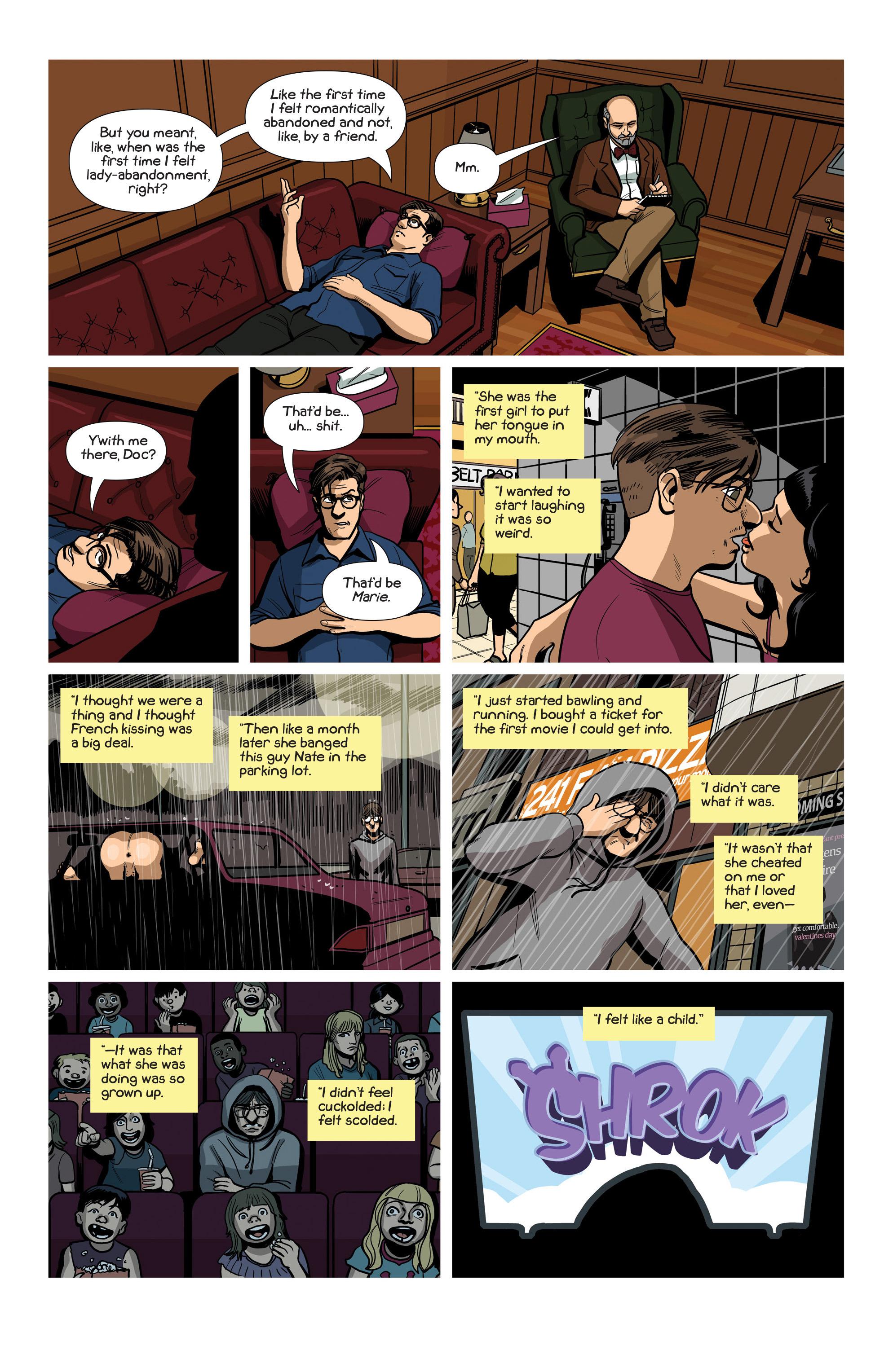 Read online Sex Criminals comic -  Issue #8 - 15