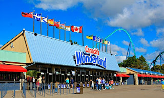 Places Canada's Wonderland