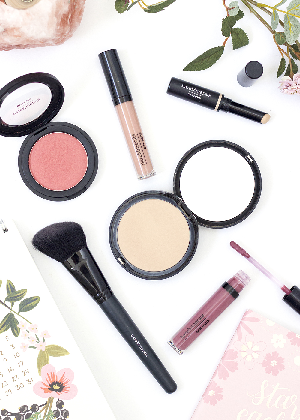 BareMinerals Newest Gen Nude & Bare Pro Makeup Launches