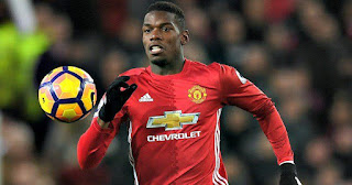 Football!!! Ryan Giggs Tells Mourinho Best Position To Play Man United Star Pogba (See It)