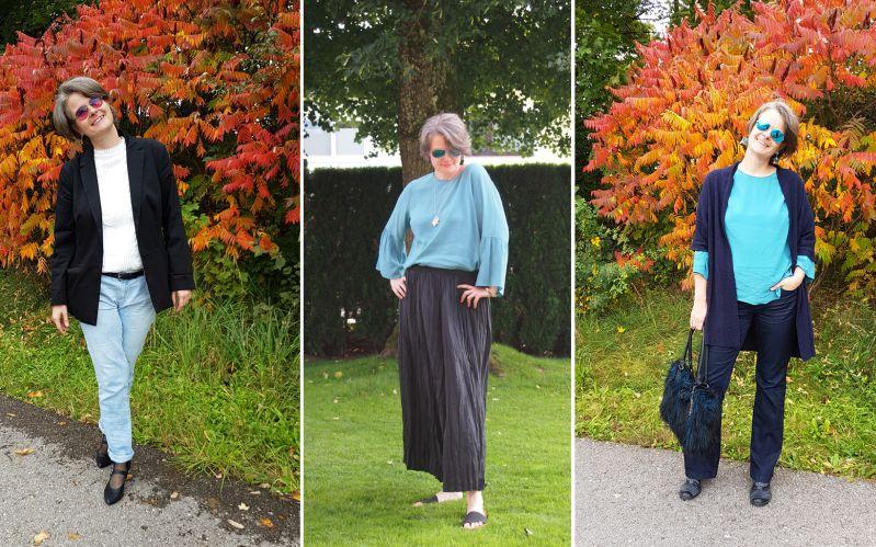 Outfit-Ideen für große Frauen mit langen Beinen