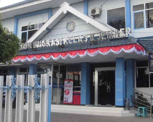 Alamat Telepon Kantor Imigrasi Jember - Jawa Timur