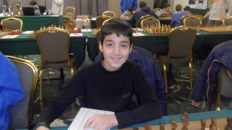 Στο Σιμουλτανέ Κασπάροφ ο σκακιστής του Εθνικού Αλεξανδρούπολης Βαλέριος Νάσος