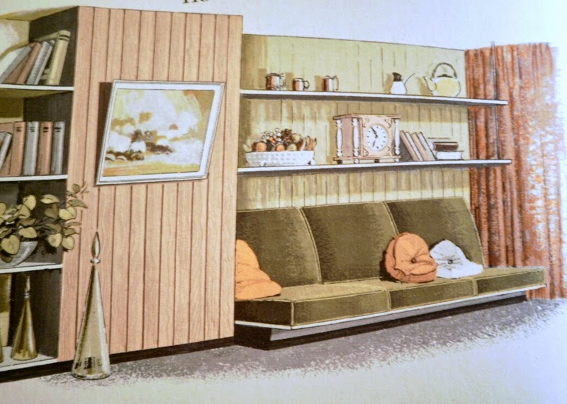 1960s lounge/living  room