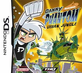 Danny Phantom Urban Jungle, NDS, Español, Mega, Mediafire