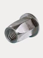 Заклепочные гайки и болты RIVKLE®     Применяются в металлических материалах и пластмассах. Подходят для установки в детали с односторонним доступом. Устанавливаются на любом этапе производства,  без дополнительной обработки деталей после монтажа.