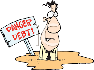 debt trouble