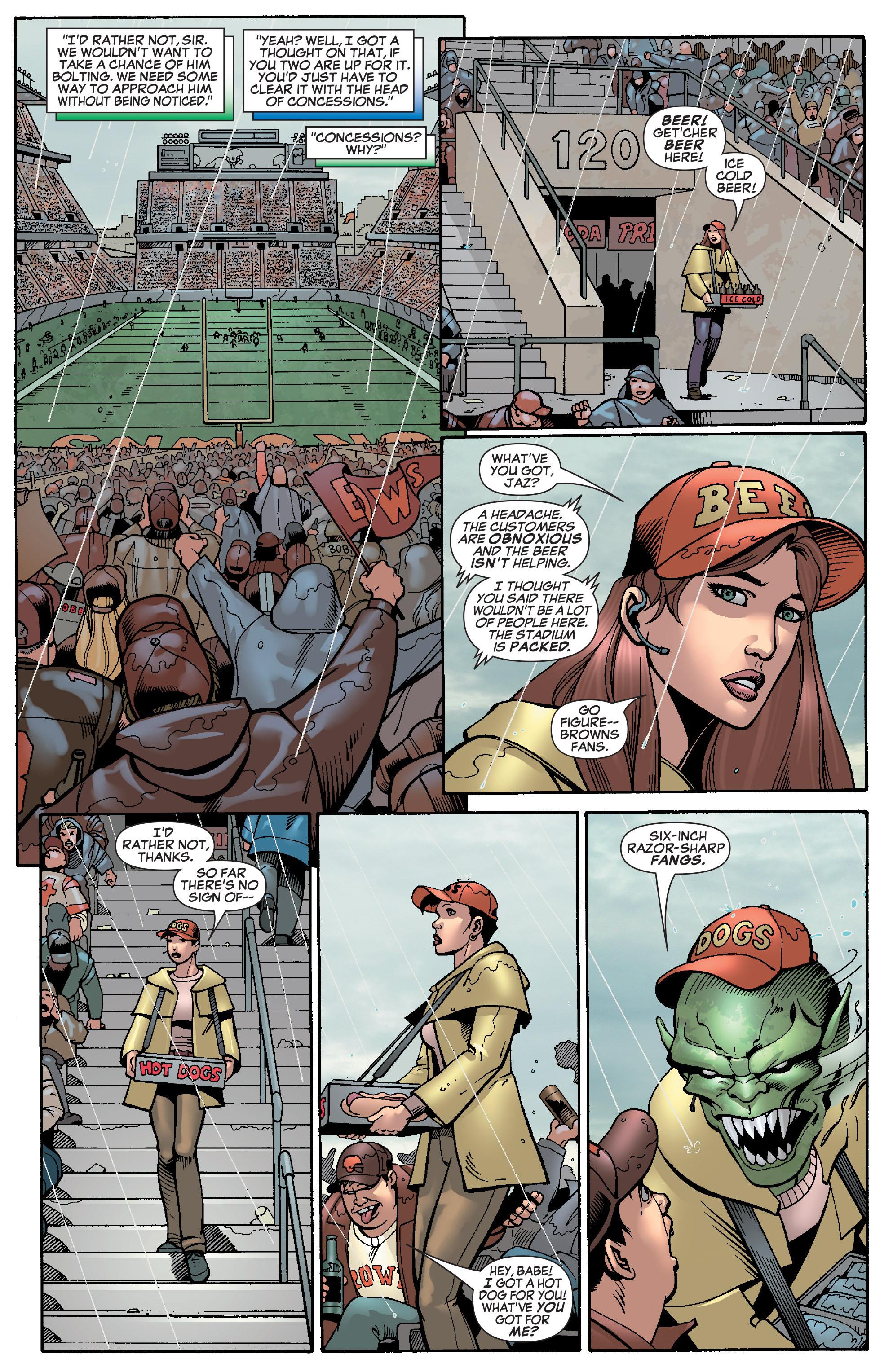 Read online She-Hulk (2005) comic -  Issue #28 - 11