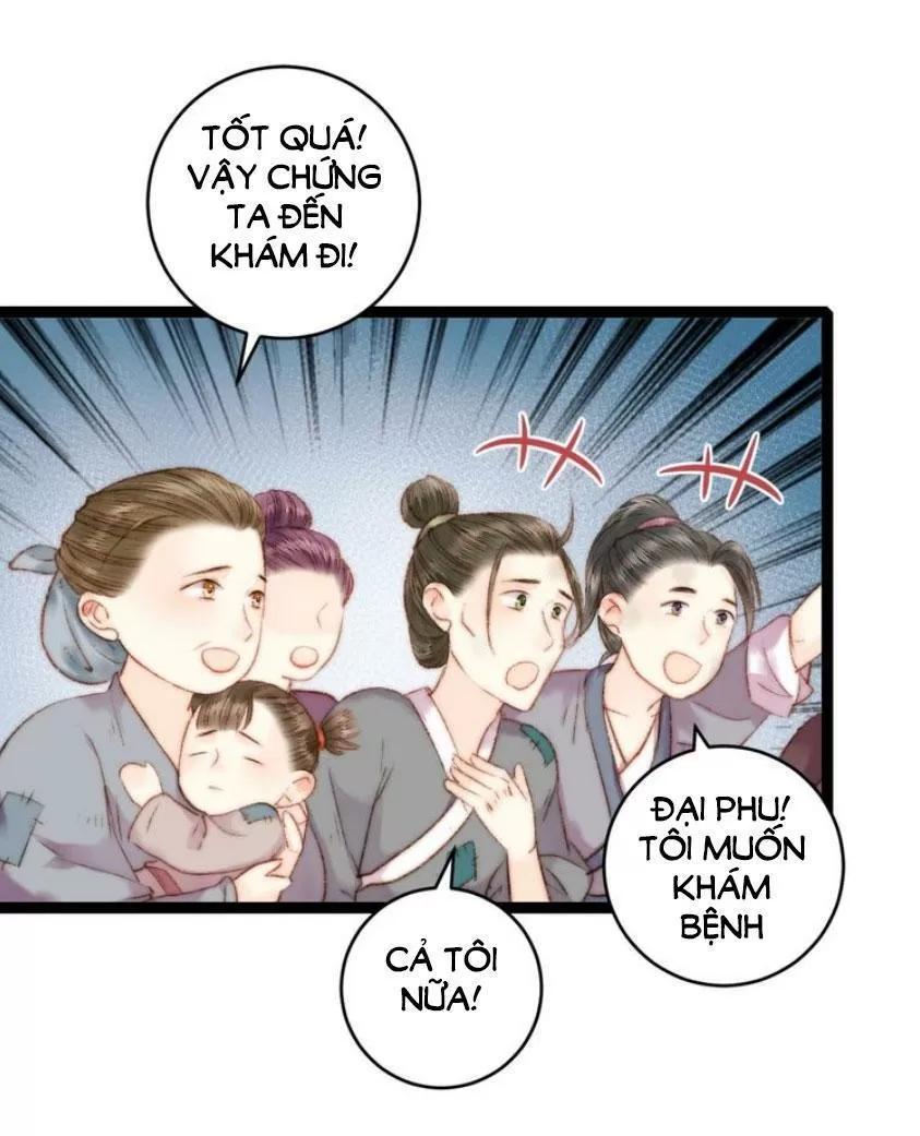 Nàng Phi Cửu Khanh - Thần Y Kiều Nữ chap 58 - Trang 22