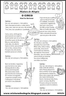 Poesia o circo