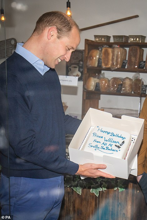 Happy Birthday Prince William!
