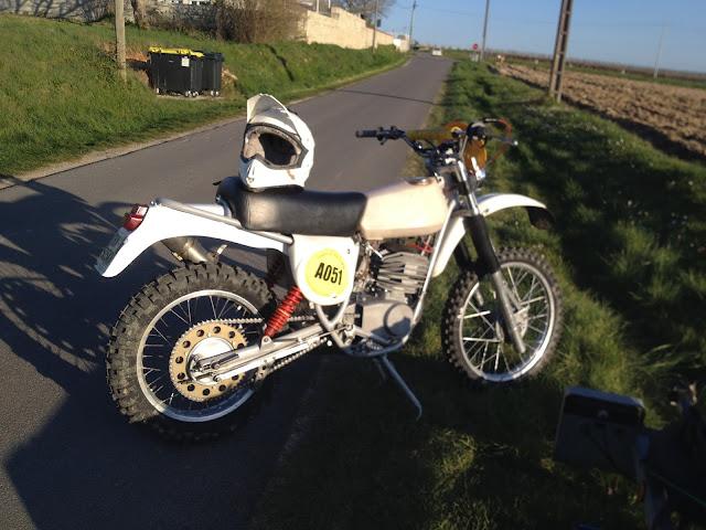 maico 250 GS 1976