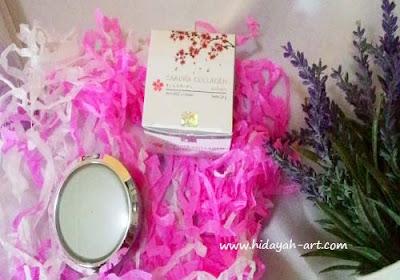 Sakura Collagen Membantu Kulit Wajah Terlihat Sehat dan Mempesona