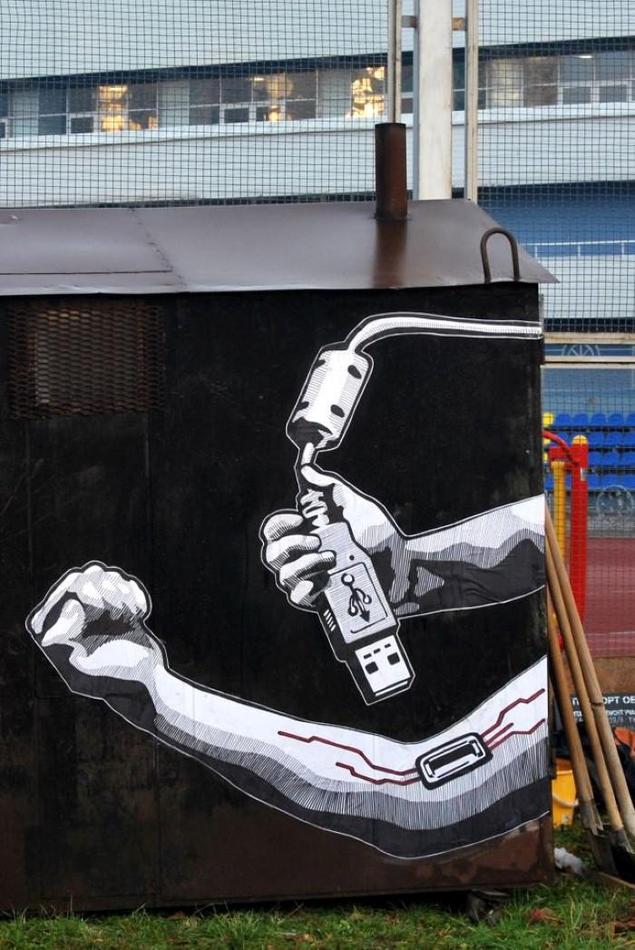 Key Detail. Уличный художник 7