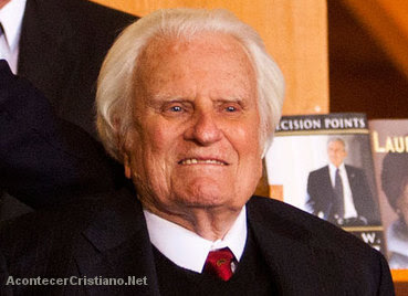 Billy Graham cumplió 94 años