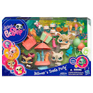 Littlest Pet Shop 3-pack Scenery Yorkie (#1473) Pet