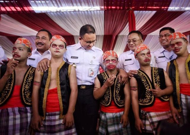 Anies Gelar Natalan di Monas, Tokoh Tionghoa: Ini Baru Gubernur Mengayomi