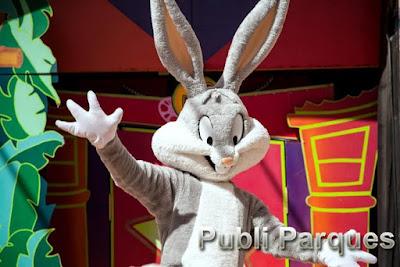 Parque Warner - Bugs Bunny
