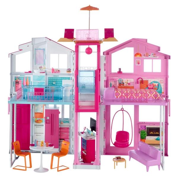 my sweetie doll nova casa dos sonhos da barbie 2016