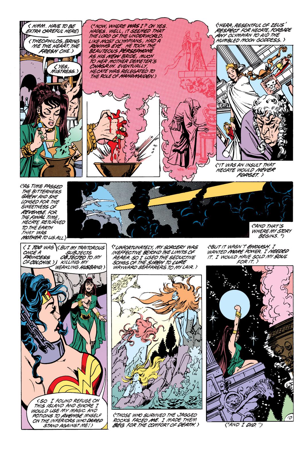 Read online Wonder Woman (1987) comic -  Issue #19 - 11
