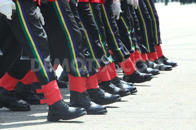 1367296916 nigeria police force performs ceremonial parade to mark police week 2006086