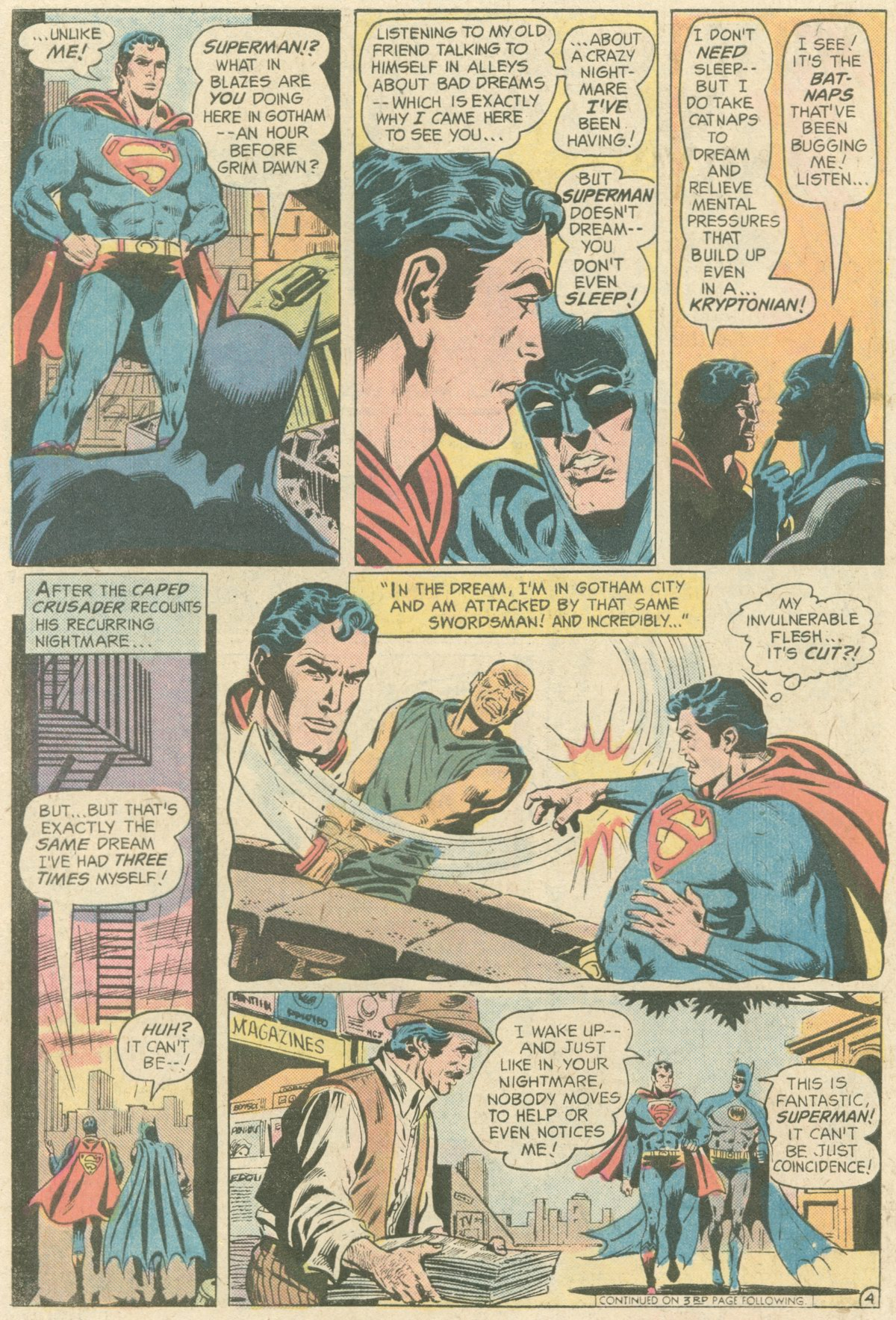 Read online World's Finest Comics comic -  Issue #232 - 6