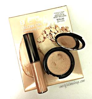 review Glow On The Go Shimmering Skin Perfector Opal Set becca