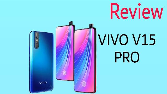 Vivo V15 Pro with 32 Megapixel Pop-up Selfie Camera in Urdu