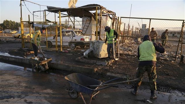 Several people killed, scores wounded in Iraqi capital, Baghdad car bomb