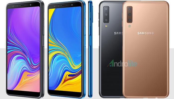 Resmi Rilis Ini Harga Samsung Galaxy A7 2018 Spesifikasinya