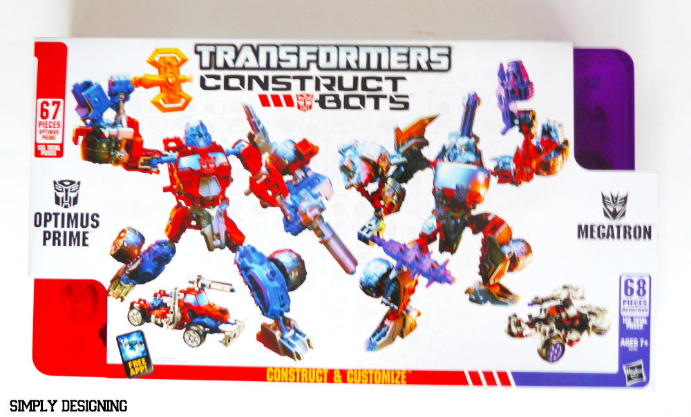 New Favorite Building Toy!  | Transformer Constroct Bots | #constructbots #kidtoys #sponsored