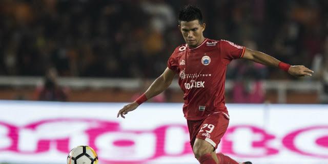 Sandi Sute Persembahkan Gol untuk Kado Ulang Tahun Persija