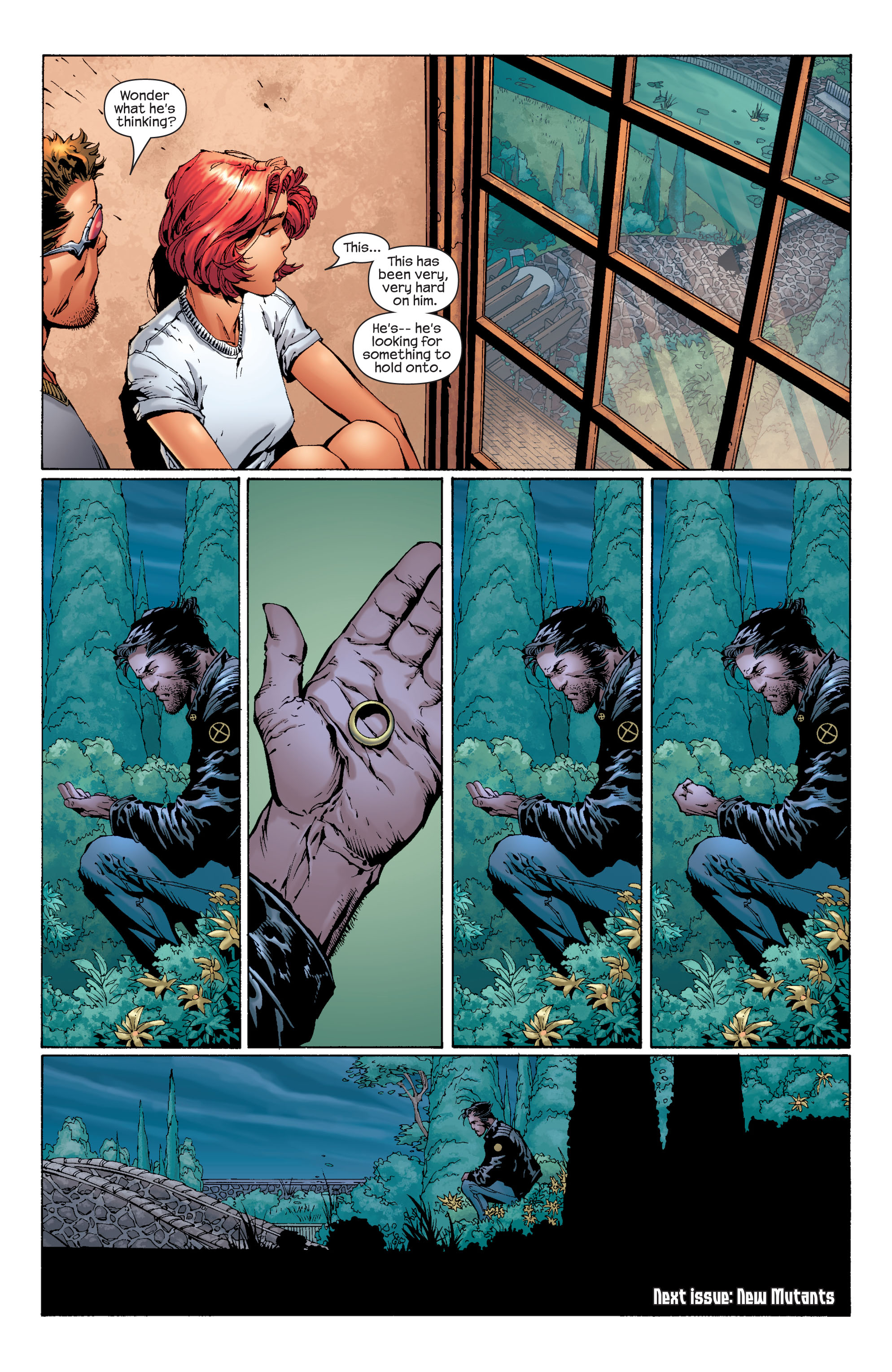 Read online Ultimate X-Men comic -  Issue #39 - 19