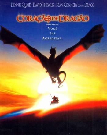 Coração de Dragão Torrent – BluRay 720p/1080p Dual Áudio (1997)