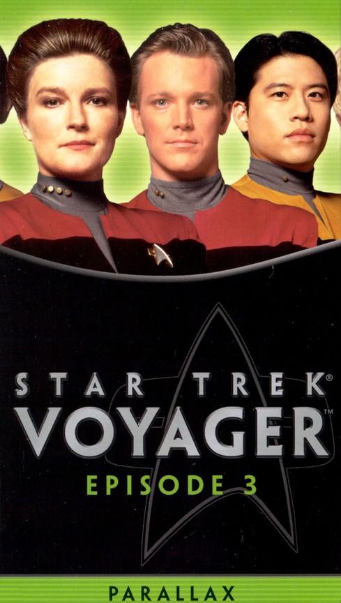Star Trek: Voyager - Season 1 Episode 03: Parallax
