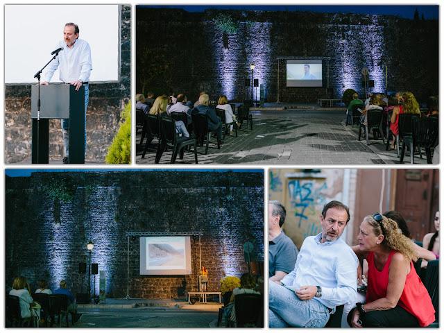 Γιάννενα: Με φόντο τα τείχη του Κάστρου, η ΔΕΥΑΙ παρουσίασε το μεγαλύτερο περιβαλλοντικό έργο της περιοχής