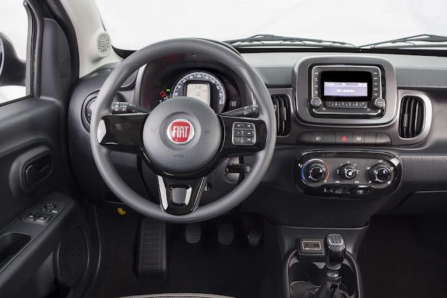 Fiat Mobi Way