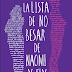 Reseña: La lista de no besar de Naomi y Eli | David Levithan y Rachel Cohn