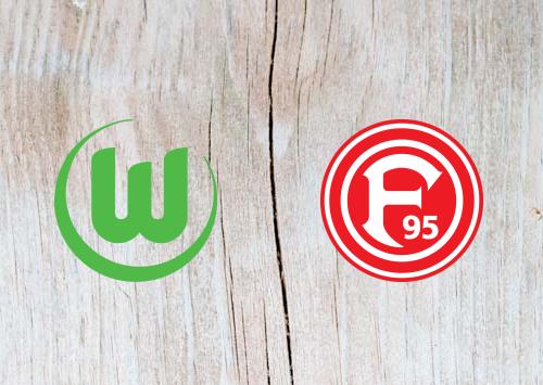 Wolfsburg vs Fortuna Dusseldorf - Highlights 16 March 2019