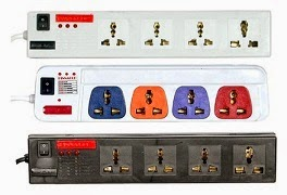 Protect your Electronic Gadgets from Surge: Buy Pinnacle SpikeBuster/ Surge Protector starts from Rs.99 Only@ Flipkart