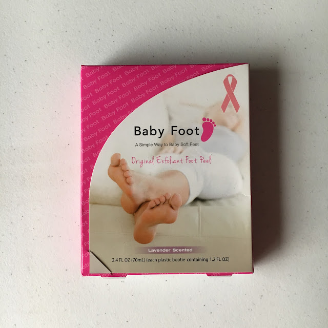Baby Foot, foot cream, lotion, foot treatment, dry skin, giveaway, beauty giveaway, A Month of Beautiful Giveaways