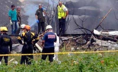 Caixa-preta de avião que caiu em Cuba é recuperada 'em boas condições', diz ministro