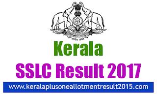 Kerala SSLC Result 2017, SSLC board exam result 2017, Kerala 10th exam result, Kerala pareekshabhavan sslc result, SSLC result check 201-2017