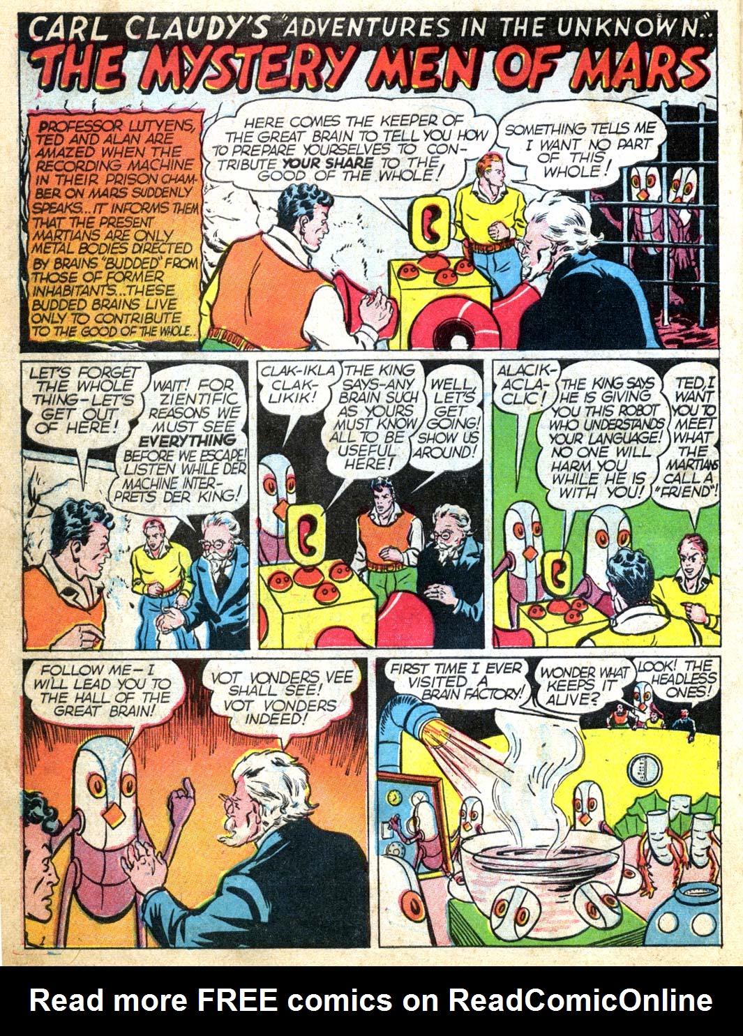 Read online All-American Comics (1939) comic -  Issue #4 - 35