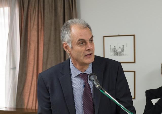 Γιάννης  Γκιόλας: Συνάντηση με τον Υπουργό Παιδείας για το σχολείο της Δήμαινας - Θα πιέσουμε να  συνεχίσει ως 11θέσιο  του Λυγουριού