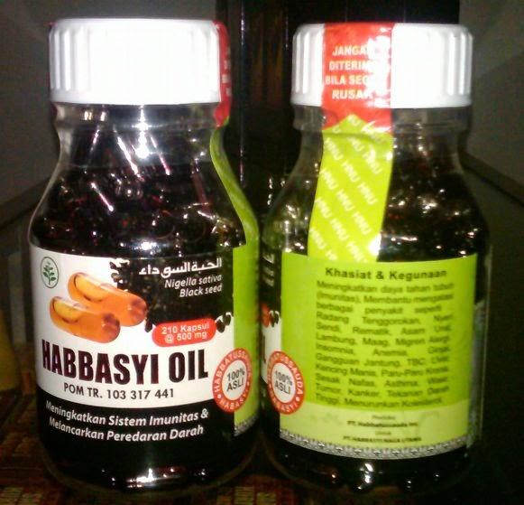 habbasyi oil murah bandung