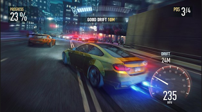 Need for Speed™ No Limits APK Mod + Data All GPU