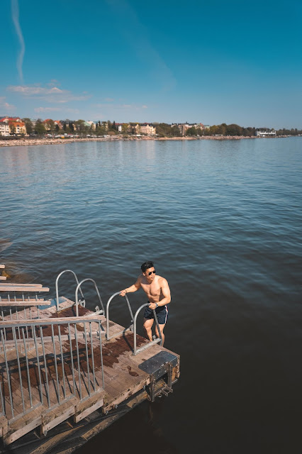 Levitate Style Sauna Experience in Helsinki