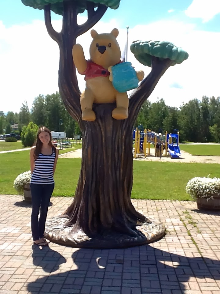 Birthplace of Winnie the Pooh